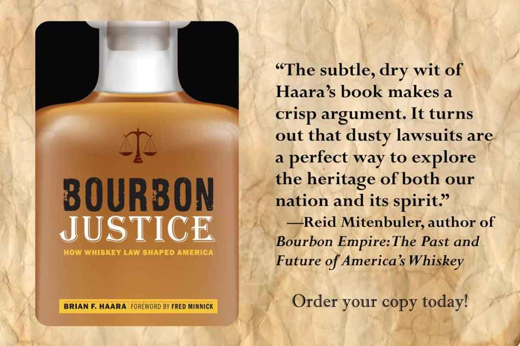 Bourbon Justice -- Mitenbuler Review
