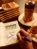 Bourbon Justice signed