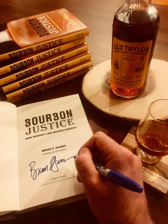 Bourbon Justice signed