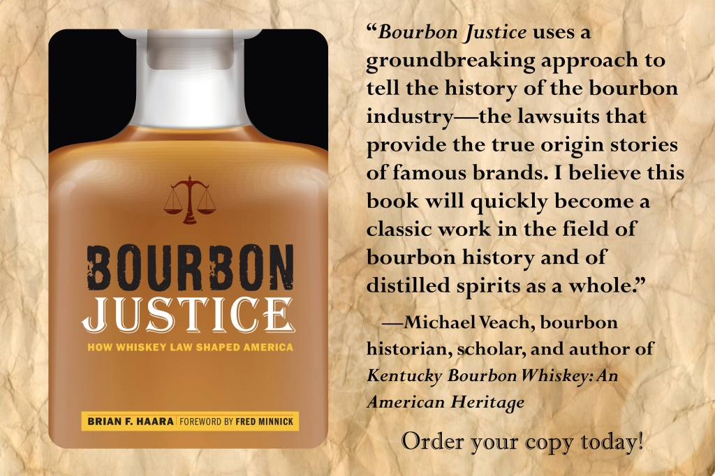 Bourbon Justice -- Veach Review
