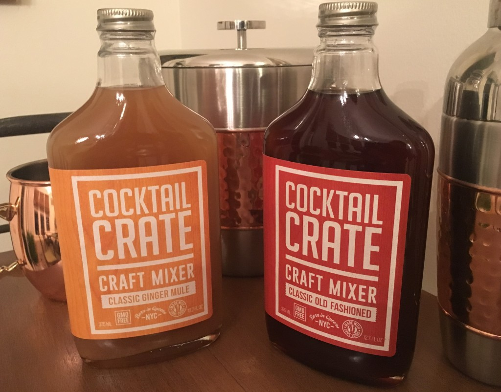 Cocktail Crate 1